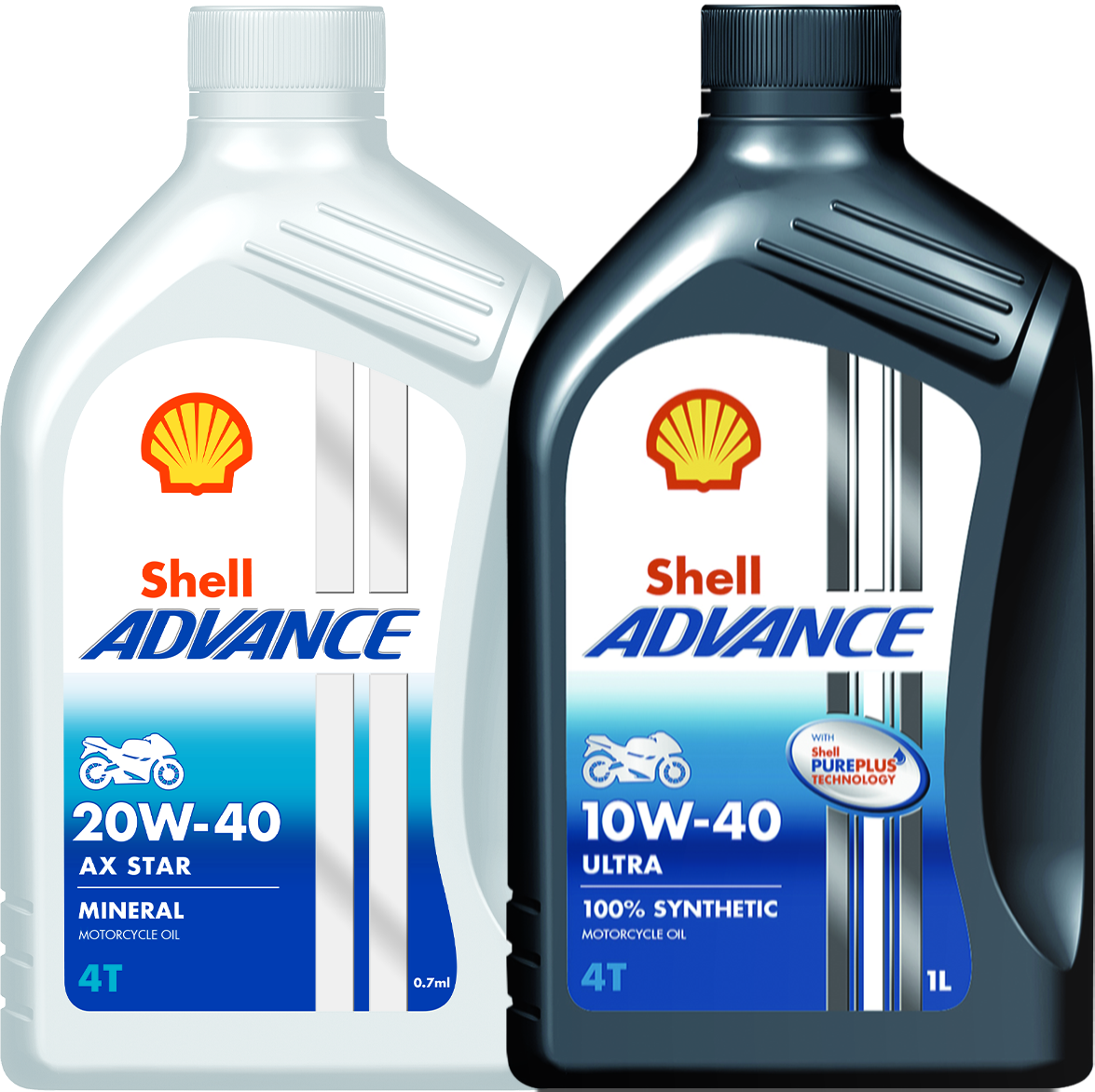 Shell helix oil